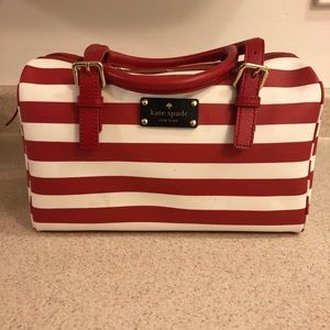 Kate Spade Stripe Bag